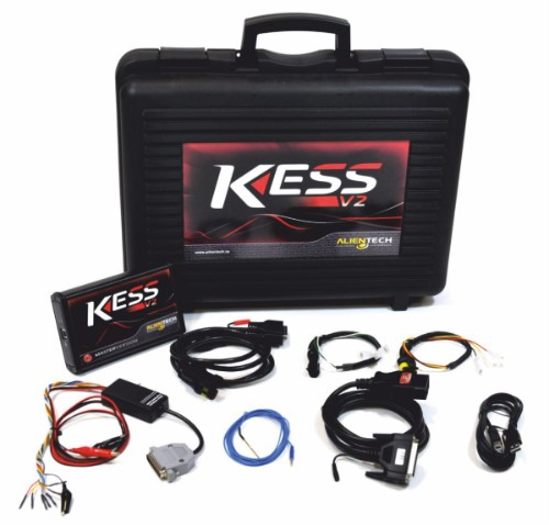 Kess Remapping Technology