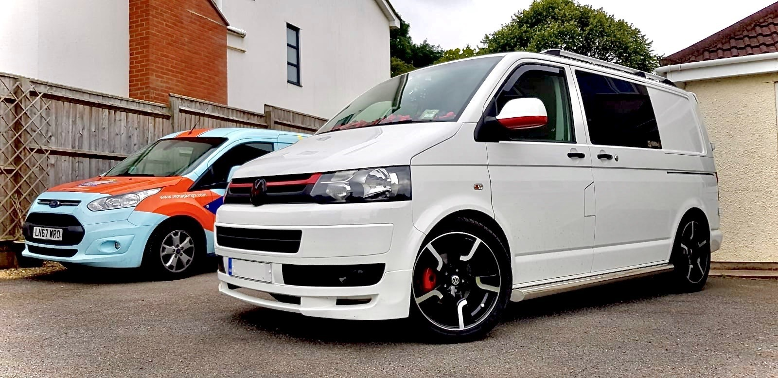 VW Transporter Remaps