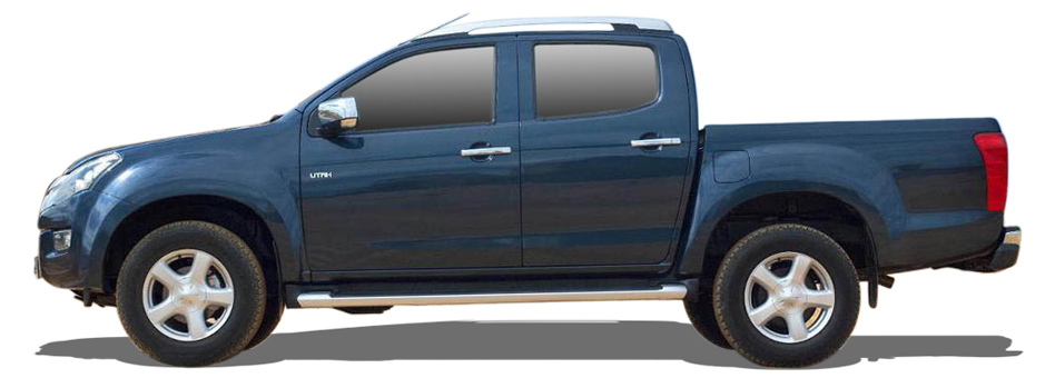 ISUZU Pick-up Remaps